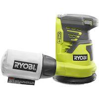 Эксцентриковая шлифмашина RYOBI R18ROS-0 (без батареи)