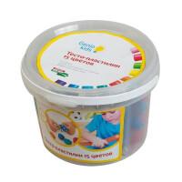 270x270-Набор для творчества GENIO KIDS-ART Тесто-пластилин 15 цветов (TA1066)