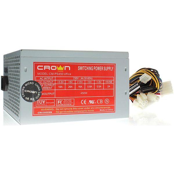 Блок питания Crown CM-PS450 office