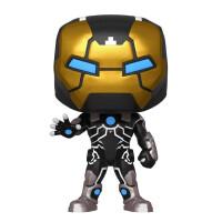 270x270-Фигурка Funko POP! Bobble: Marvel: Marvel 80th: Iron Man Model 39 (GW) (Exc)