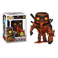 270x270-Фигурка Funko POP! Bobble: Marvel: Spider-Man: Far From Home: Molten Man (GW)(Exc)