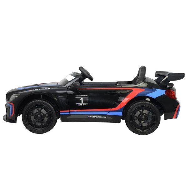 Электромобиль CHI LOK BO TOYS COMPANY BMW M6 GT3 E 668R (черный)