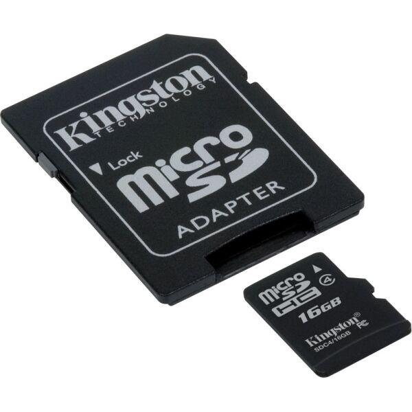 Карта памяти KINGSTON SDC4/16GB
