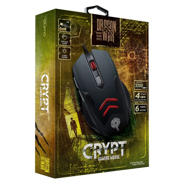 Мышь QUMO Crypt M57