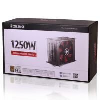 Блок питания Xilence Performance X 1250 W 80+ Gold Modular (XP1250MR9)