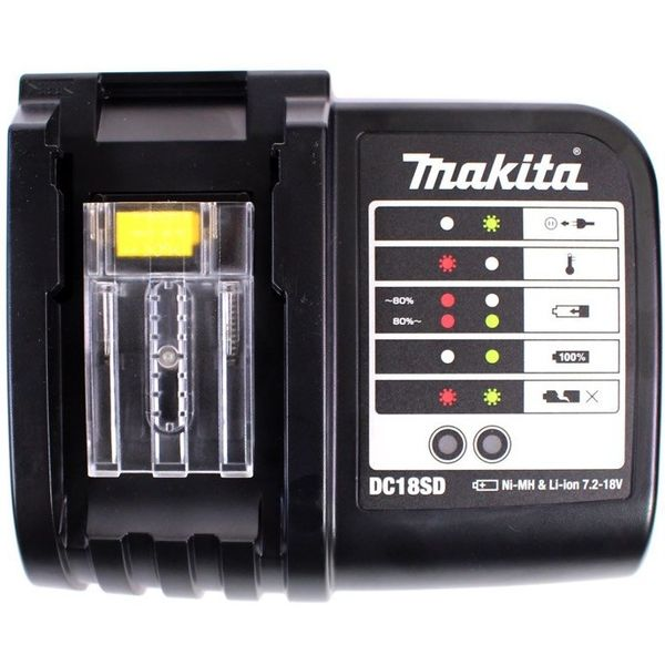 Зарядное устройство MAKITA DC 18 SD (197006-8)