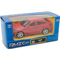 Машинка RMZ CITY BMW X6 444002