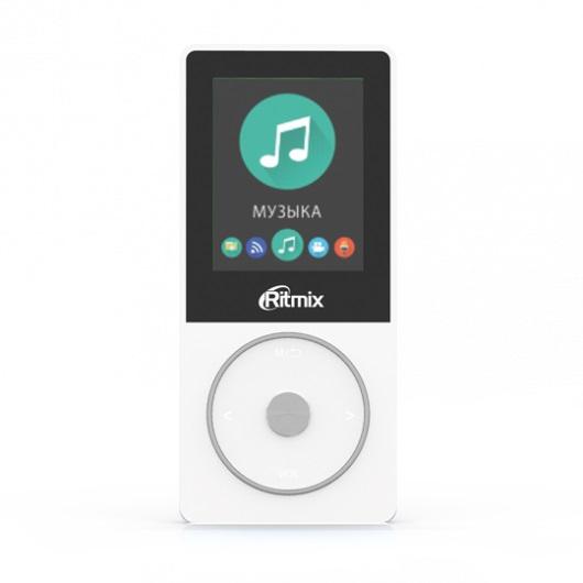 MP3 плеер Ritmix RF-4650 4GB White