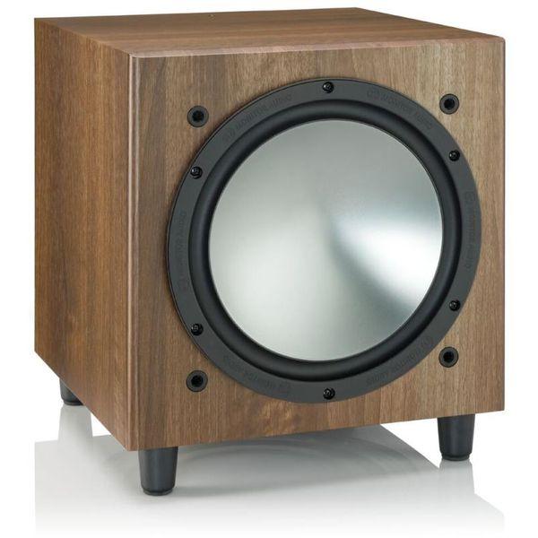 Сабвуфер MONITOR AUDIO Bronze W10 Walnut Vinyl