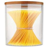 270x270-Банка для сыпучих продуктов MALLONY Bambu 0.45 л (004451)