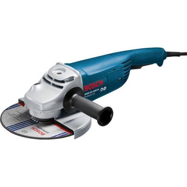 Угловая шлифмашина Bosch GWS 24-180 H Professional (0601883103)