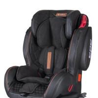 Автокресло COLETTO Sportivo Only Isofix (черный)