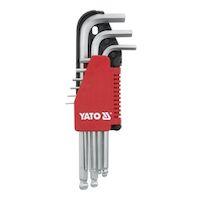 270x270-Набор ключей Yato YT-0506 (9 предметов)
