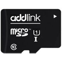 270x270-Карта памяти Addlink microSD 16GB с адаптером (ad16GBMSH310A)
