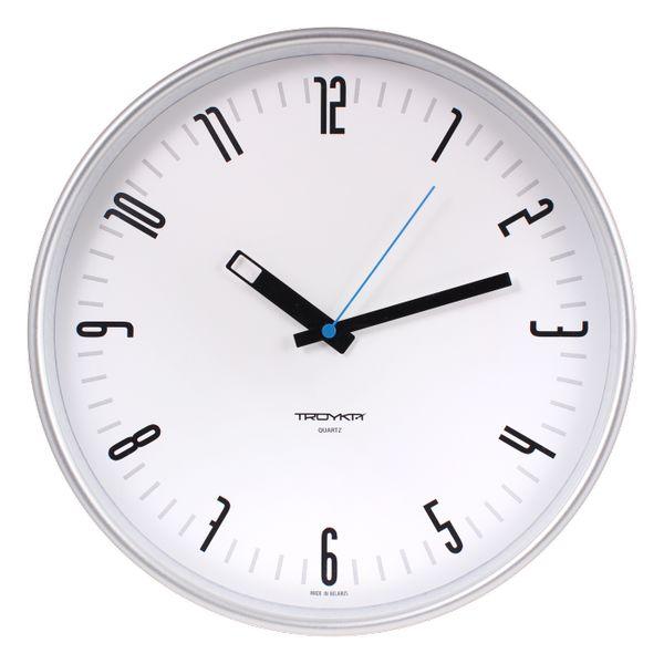 Часы настенные ТРОЙКА 77777710