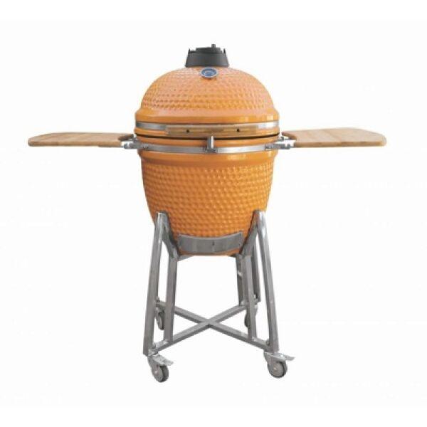 Керамический гриль-печь BERGHOFF большой цвет оранжевый