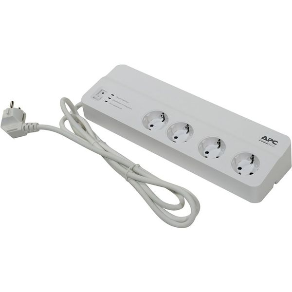 Сетевой фильтр APC Essential SurgeArrest 8 outlets 230V (PM8-RS)