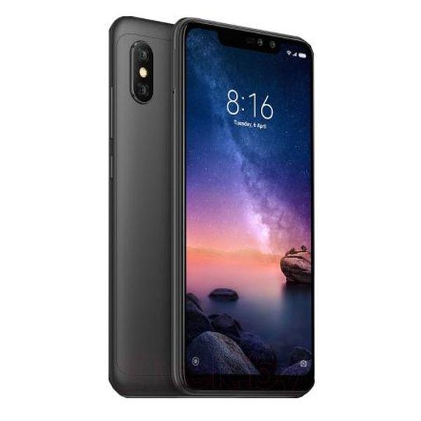 Смартфон XIAOMI Redmi Note 6 Pro 3GB/32GB (черный)