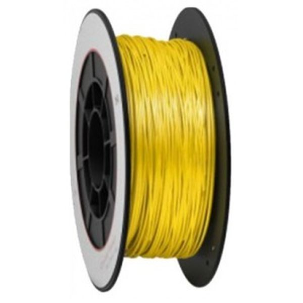 Пластик PLA для 3D печати BQ 1 кг (цвет: солнечно-желтый)