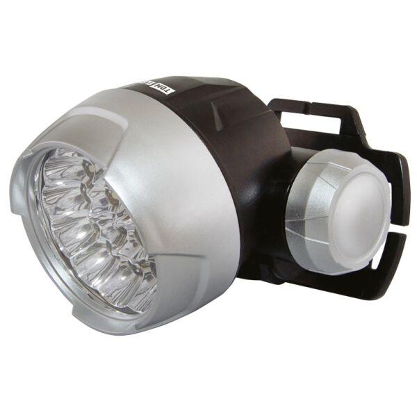 Фонарь светодиодный TDM Налобный, 18 светодиодов SQ0350-0004