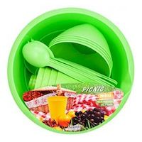 270x270-Набор для пикника BEROSSI Picnic mini ИК226 (зеленый)