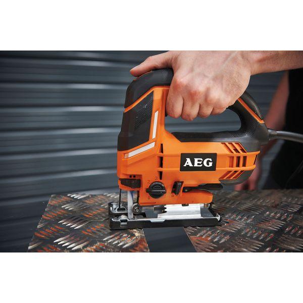 Лобзик AEG Powertools STEP 100 (4935451001)