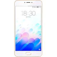Смартфон Meizu M3 Note 16GB+2GB Gold/Whit