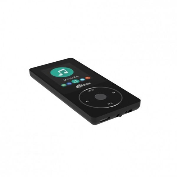 MP3 плеер Ritmix RF-4650 4GB Black