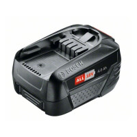 270x270-Аккумуляторный блок Bosch PBA 18V 4.0Ah (1600A011T8)