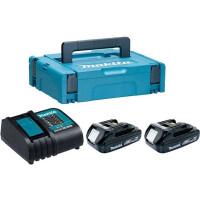 270x270-Аккумулятор с зарядным устройством Makita BL1815N + DC18SD (18В/1.5 а*ч + 7.2-18В)