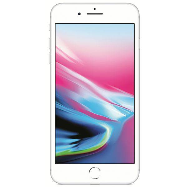 Смартфон APPLE iPhone8 Plus 64GBSilver, MQ8M2RM/A