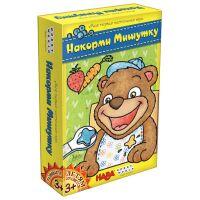 270x270-Настольная игра Hobby World Накорми Мишутку