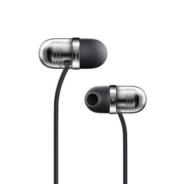 Наушники Xiaomi Mi Capsule Headphones (ZBW4333TY) черный