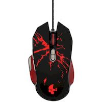 Игровая мышь Jet.A Geryon JA-GH21 Black&Red