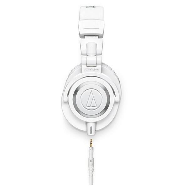 Наушники AUDIO-TECHNICA ATH-M50X белый
