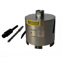 270x270-Алмазная коронка Hilberg Laser 4T HM250 50 мм