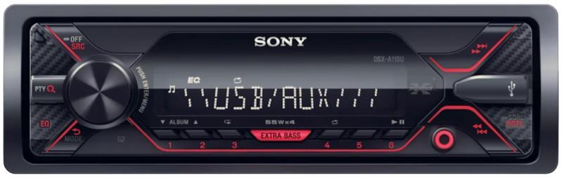 Медиа-ресивер SONY DSX-A110U