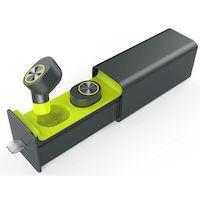 Беспроводная гарнитура с зарядным чехлом QCYBER TWS v1 QM-01-001DV01