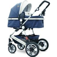 Детская коляска LORELLI Lora 2в1 (синий)