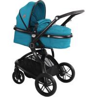 270x270-Детская коляска LORELLI Lumina 3в1 Dark Blue