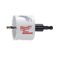 270x270-Коронка биметаллическая MILWAUKEE Hole Dozer D76 (49560173)