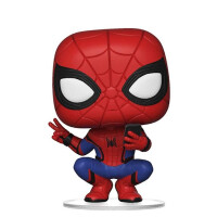 270x270-Фигурка Funko POP! Bobble: Marvel: Spider-Man: Far From Home: Spider-Man (Hero Suit) 39403