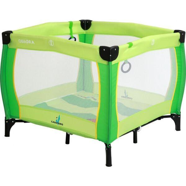 Манеж CARETERO Quadra (зеленый)