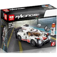 Конструктор LEPIN 28017 Porsche 919 Hybrid
