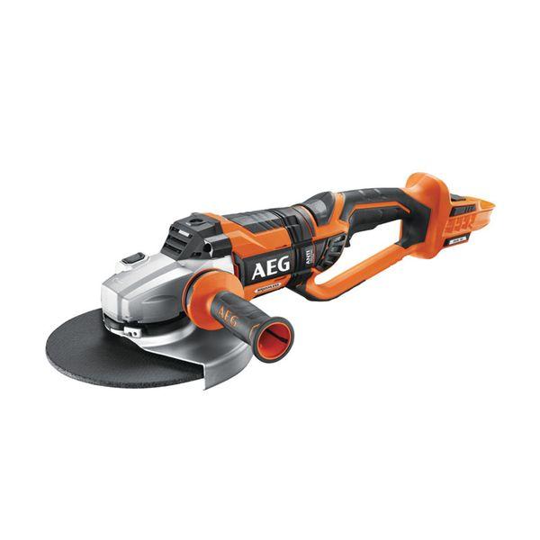 Угловая шлифмашина AEG Powertools BEWS18-230BL-0 без батареи (4935459735)