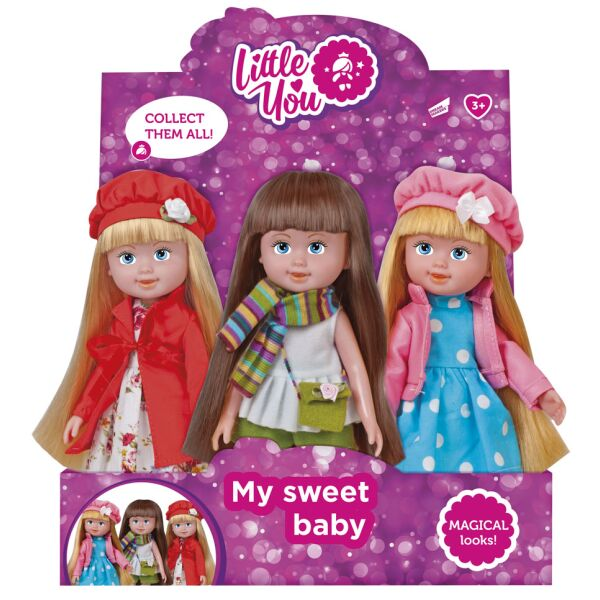 Кукла LITTLE YOU Милая крошка 12028