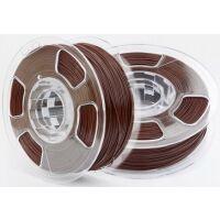 270x270-Пластик для 3D печати U3Print HP ABS 1.75 мм 1000 г (коричневый)