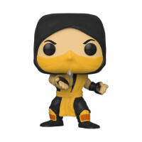 270x270-Фигурка Funko POP! Vinyl: Games: Mortal Kombat: Scorpion