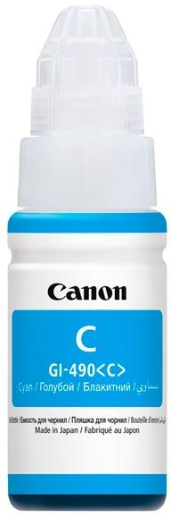 Чернила для принтера CANON GI-490 Cyan 70мл