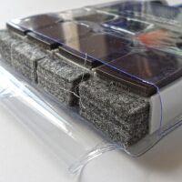 Набор маркеров для доски, 4 цвета с магнитом и губкой, (Index) арт. IMW545/4